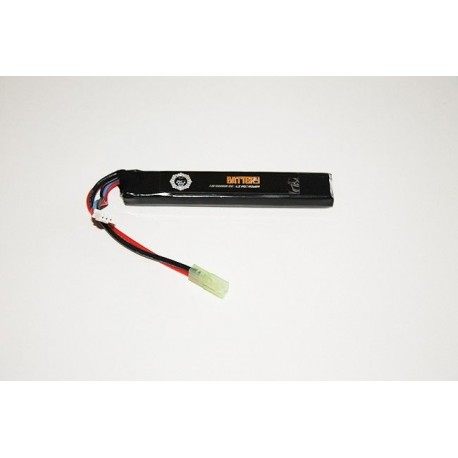 Batería Li-Po 7.4V 1300 mAh 15C