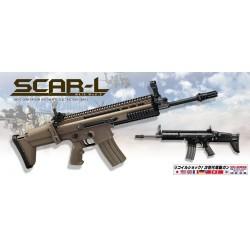 SCAR-L Recoil - FDE Tokyo Marui