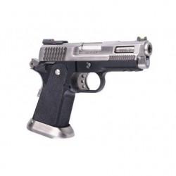 Pistola HI-CAPA 3.8 SILVER BRONTOSAURUS WE