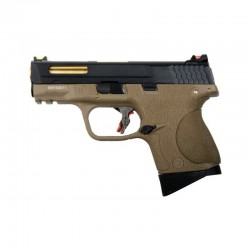 Pistola T3 B – STEALTH BK SLIDE WE