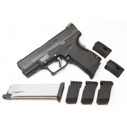 Pistola ULTRA COMPACT 3.8 BLACK GBB WE