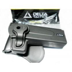 Pistolera Holster Hi-Capa 5.1 Negra