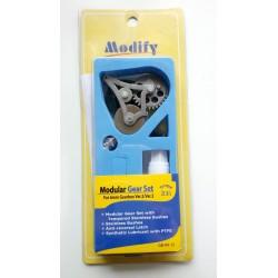 Set Modular Gear Vers.2 y 3 MODIFY (Torque 21.6:1)