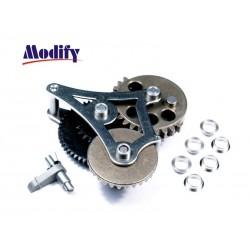 Set Modular Gear Vers.2 y 3 MODIFY (Torque 16.32:1)