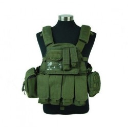 Chaleco LBT 6094 US Navy Seals OD