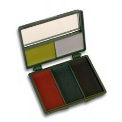 Pintura camuflaje +  espejo 5 colores