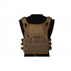 Chaleco JPC Plate Carrier V18+Placas Tan