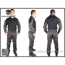 Uniforme Combat Gen2 Multicam Black Emerson