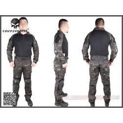 Uniforme Combat Gen2 Multicam Black Emerson