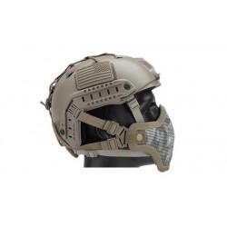 Mascara STARKER II OD para casco Fast