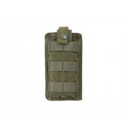 Single Mag Pouch OD AR-15/M4 8Fields