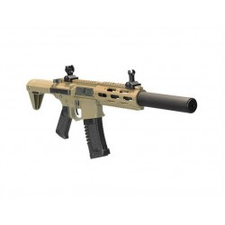 AMOEBA M4 ASSAULT RIFLE DESERT (DARK EARTH) AM-014