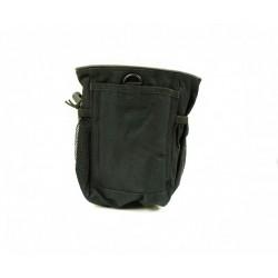 Bolsa de descarga pequeña drop pouch Negro