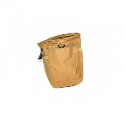 Bolsa de descarga pequeña drop pouch Tan