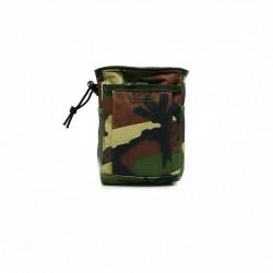 Bolsa de descarga pequeña drop pouch Woodland