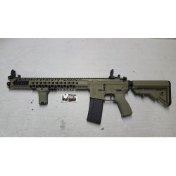 Evolution-Dytac LA M4 SBR Foliage Green Lone Star Edition