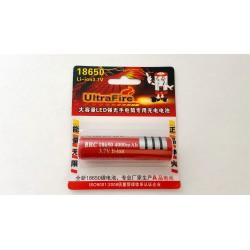 Batería 18650 Ultrafire