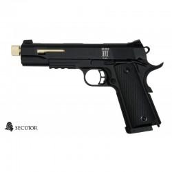 Pistola Secutor CO2 Rudis Oro