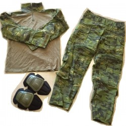 Uniforme Deluxe Multicam tropic.