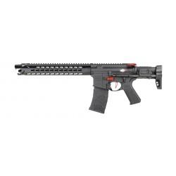 Subfusil Vega Avalon Leopard Carbine AEG - 6 mm Negro VFC