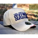 Gorra de béisbol SEAL TEAM tan