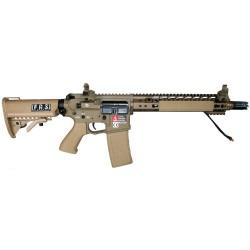 AEG F.F.RECOIL SYSTEM GUN DARK EARTH G&P