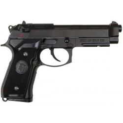 Pistola M9A1 KJW con cargador de CO2.