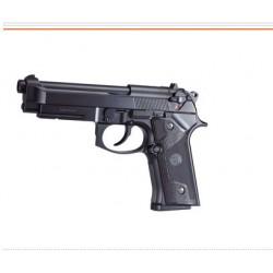 Pistola Vertec KJW con cargador de CO2.