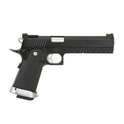 Pistola KP06 KJW con cargador de gas.