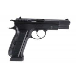 Pistola CZ75 KP09 KJW con cargador de gas.