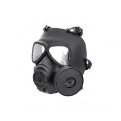 Mascara de gas con ventilador FMA