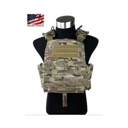Chaleco TMC Combat Plate Carrier Vest 2016 Version
