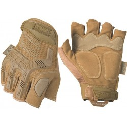 Mechanix Guantes M-Pact Fingerless TAN