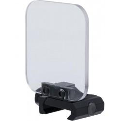 Protector de lente acrílico abatible ASG Picatinny