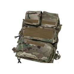 ZShot Crye Precision Replica con licencia Zip-on Pouch Panel 2.0