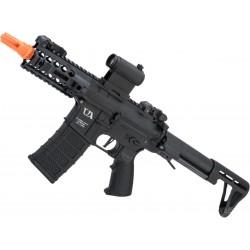 Classic Army AR4-SBR ECU Noir AEG 1.2J Pack Completo