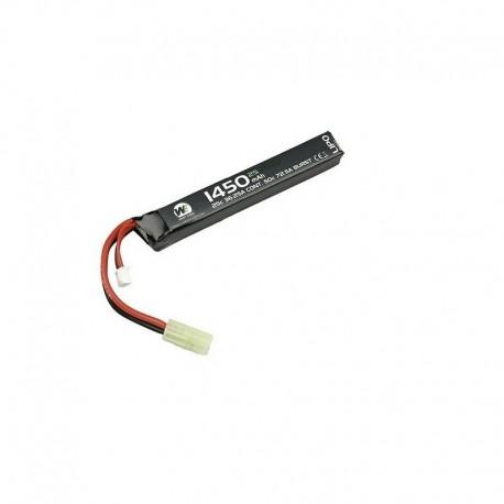 Batería Li-Po 11.1V 1450 mAh 25C WE