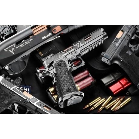 EMG STI / TTI Licensed JW3 2011 Combat Master Airsoft Training Pistol