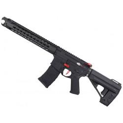 Subfusil Vega Avalon Leopard Carbine QRS AEG - 6 mm Negro VFC