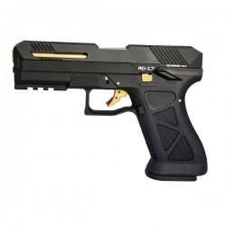 Pistola HFC GAS AG-17 Negro