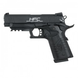 Pistola HFC CO2 M1911 Negro HGC-171B-C