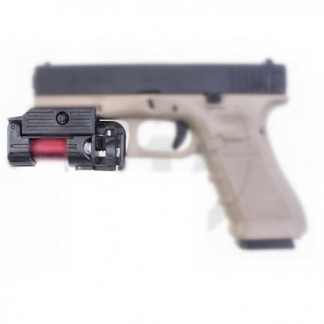 Smart Shot mini lanzagranada+cartucho PPS 5pc+Gas Red 2000ml 1 botella