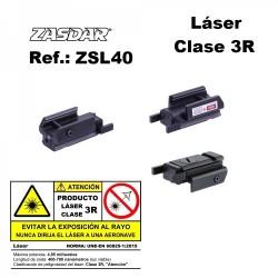 Laser Mini Zasdar - Clase 3R