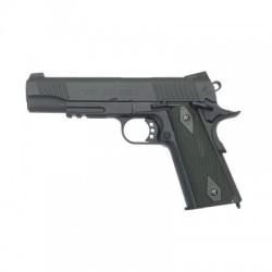 COLT 1911 RAIL GUN NEGRO/VERDE