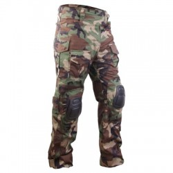 PANTALON TACTICO EMERSON G3 WOODLAND