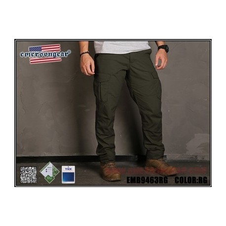 PANTALON EMERSON FASHION ANKLE BANDED MC