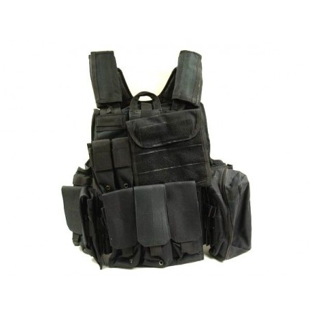 Comprar Chaleco táctico C.I.R.A.S. militar aisoft en Internet – Online bd8f5527fc03