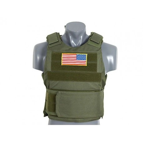 Chaleco PT Táctical Body Armor