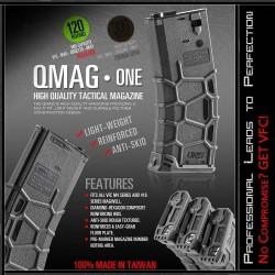 Cargador Mid-cap QMAG QRS de Vega Force